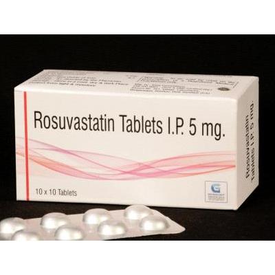 Rosuvastatin 5 mg Tab