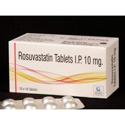 Rosuvastatin 10 mg Tab