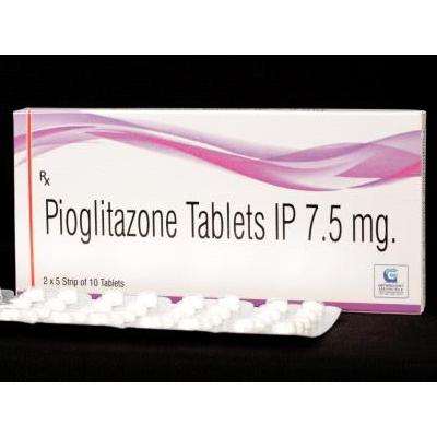 pioglitazone IP 7.5 mg Tab