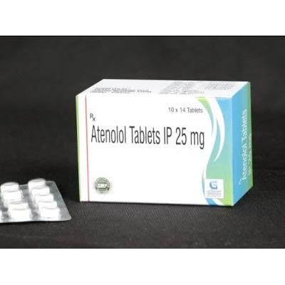 Atenolol 25 mg Tab