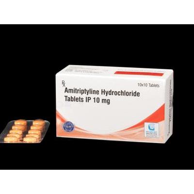 Amitriptyline HYD 10 mg Tab