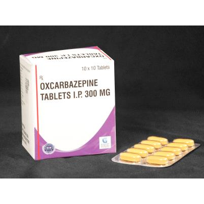 Oxcarbazepine 300 mg Tab