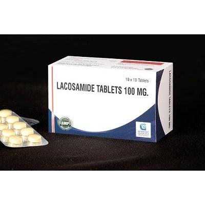 Lacosamid 100 Mg Tab