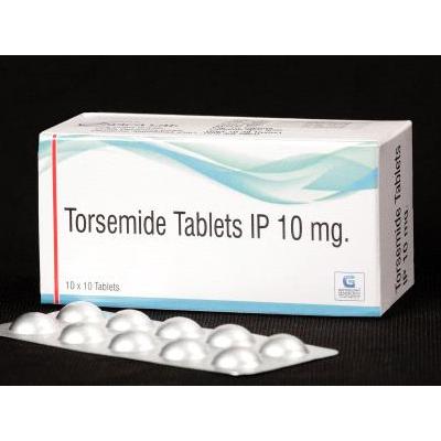 Torsemide Tablets IP 10mg