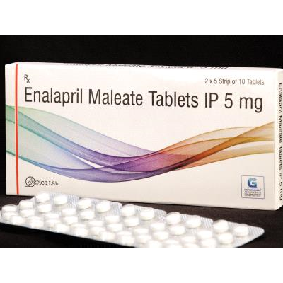 Enalapril Male IP 5mg Tab