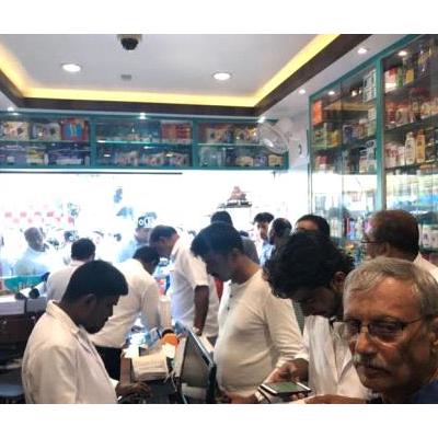 Budget Pharma Care Swast Aushadhi Seva
