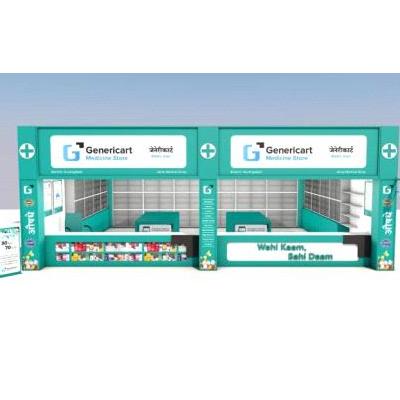 Genericart Medicine Pvt Ltd (New shop looks)